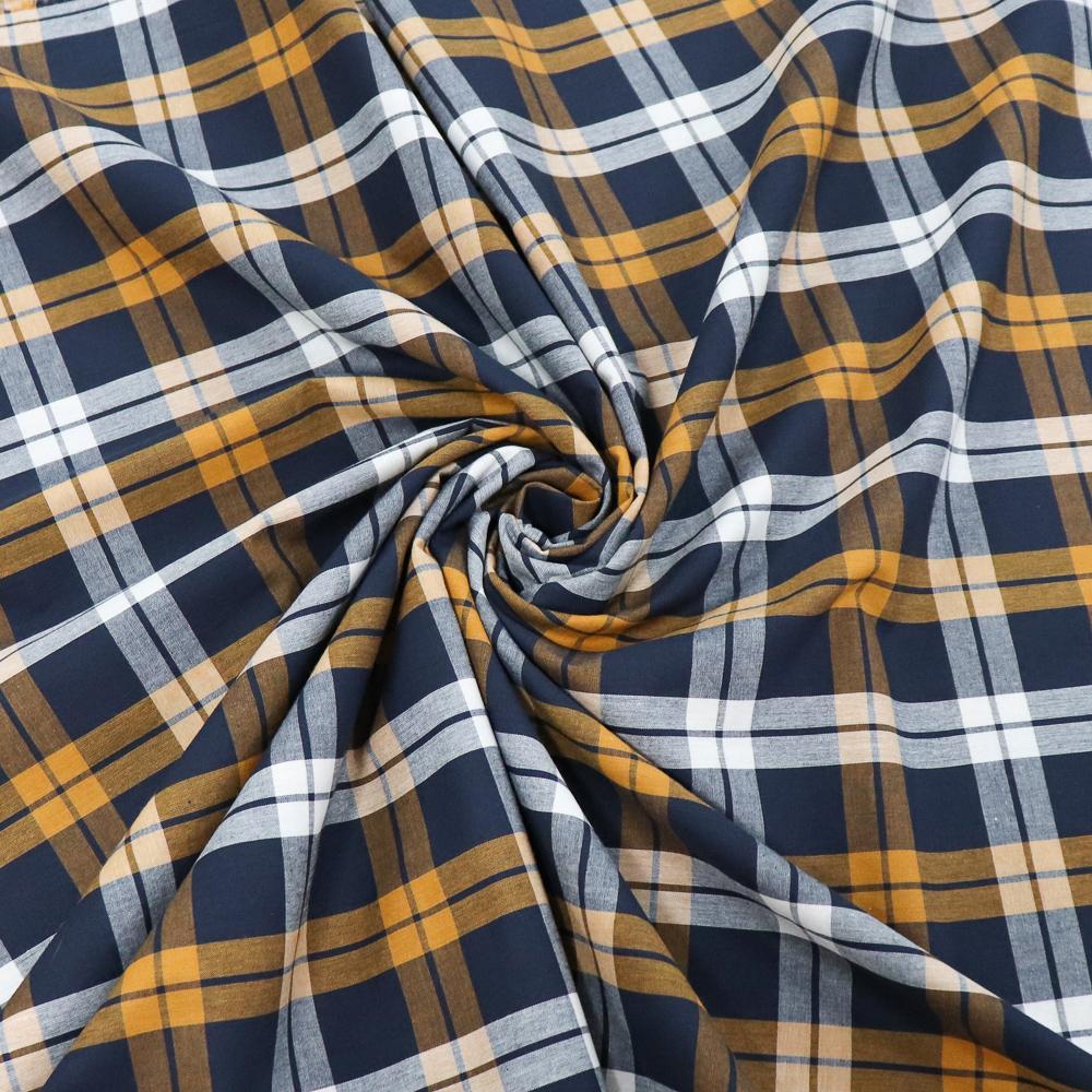Tecido Viscose Listras Amarelo Neon e Branco
